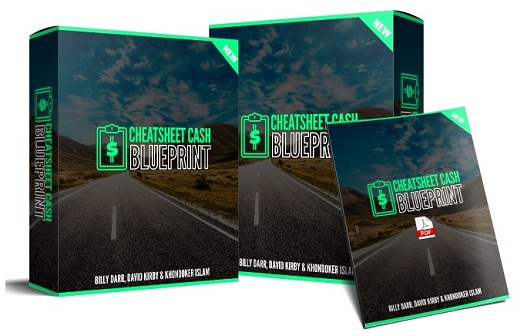 Cheat sheet cash blueprint review a great way for newbies to start making money online has always been a hotly debated topic among people it brings about a stable source of income without requiring much energy and money malvernweather Images