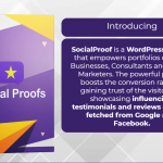 WP SOCIAL PROOFS