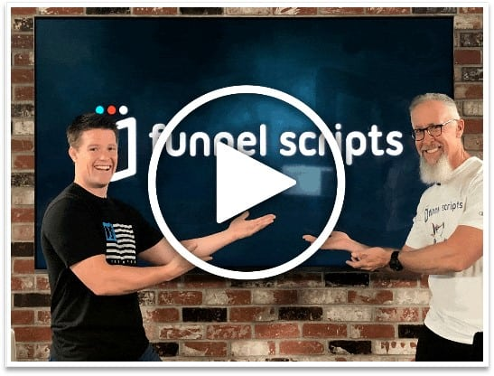 how to use funnel scripts